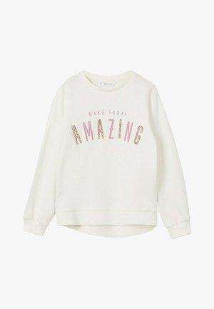 JOIA - Sweater - gebroken wit