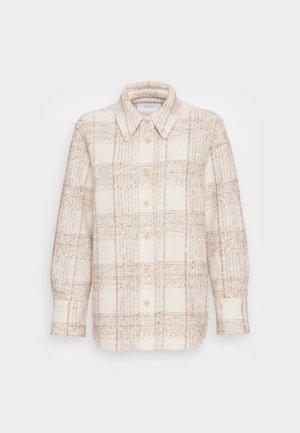 JONJA - Summer jacket - soft cream