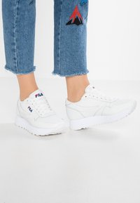 Fila - ORBIT ZEPPA - Sneakers basse - white - 0