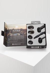 Urbanista - BOSTON SPORT BLUETOOTH - Headphones - dark clown - black - 2