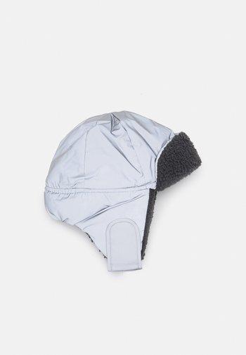 BIGGLES REFL CAP UNISEX - Beanie - silver