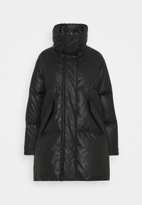 MM6 Maison Margiela - Down coat - black - 4