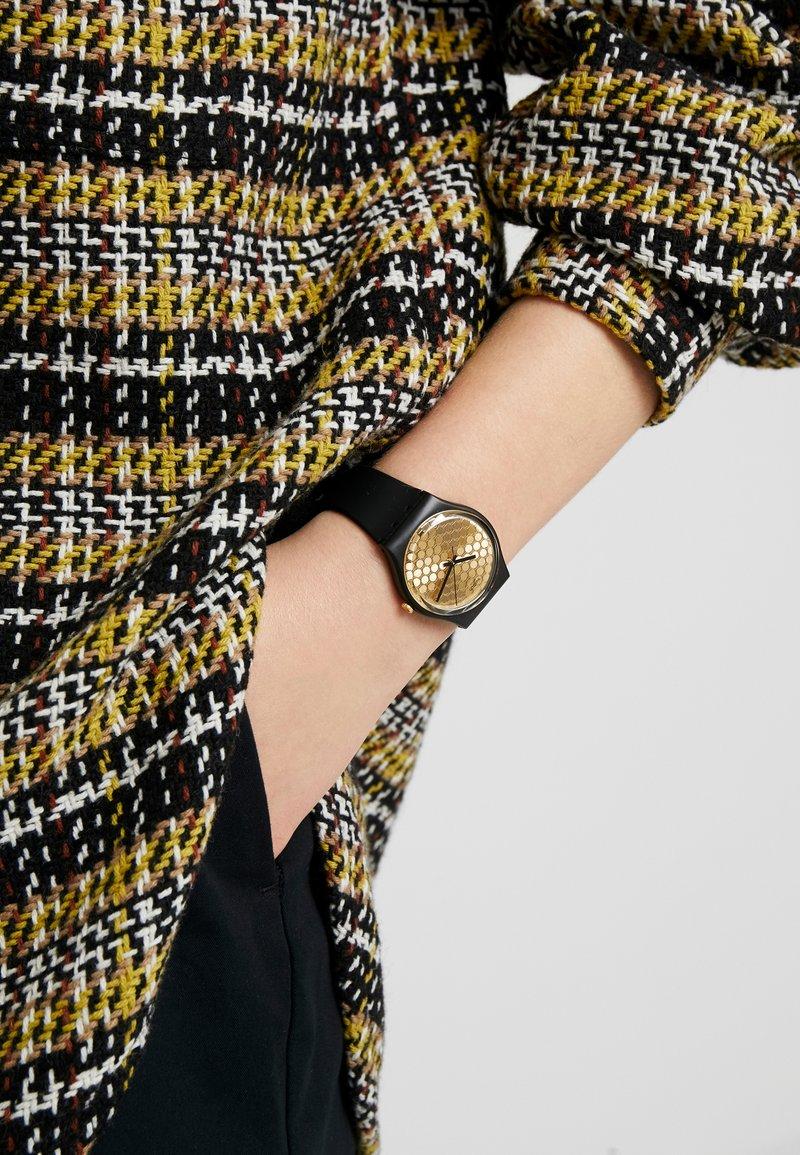 Swatch - ARTHUR - Watch - black