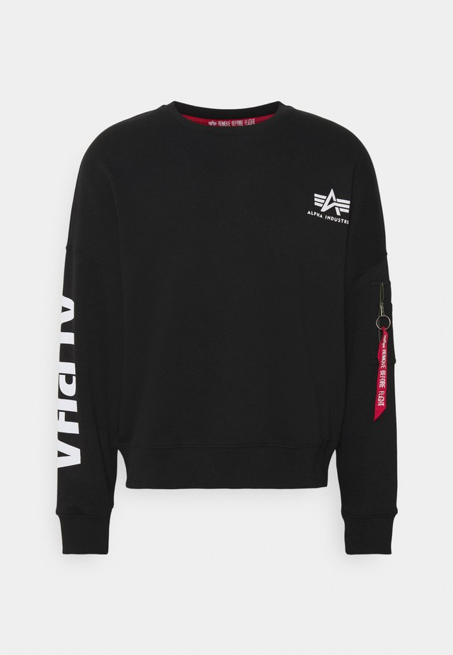 SLEEVE  - Sweatshirt - black
