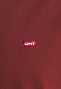 Levi's® - ORIGINAL TEE UNISEX - T-shirt imprimé - madder brown - 5
