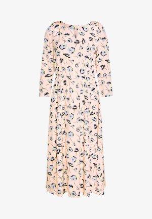 Denní šaty - fading flower