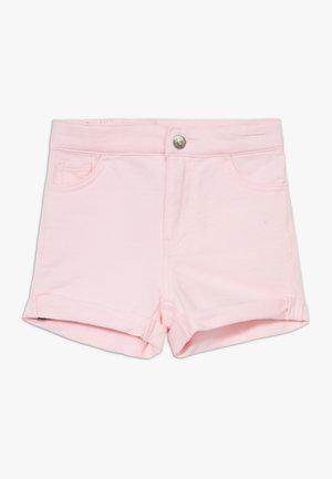 ROLL UP - Denim shorts - rose shadow