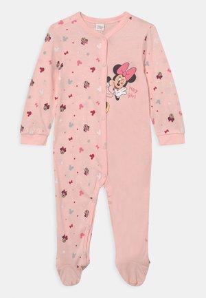 BABY ROMPER MINNIE - Sleep suit - crystal pink