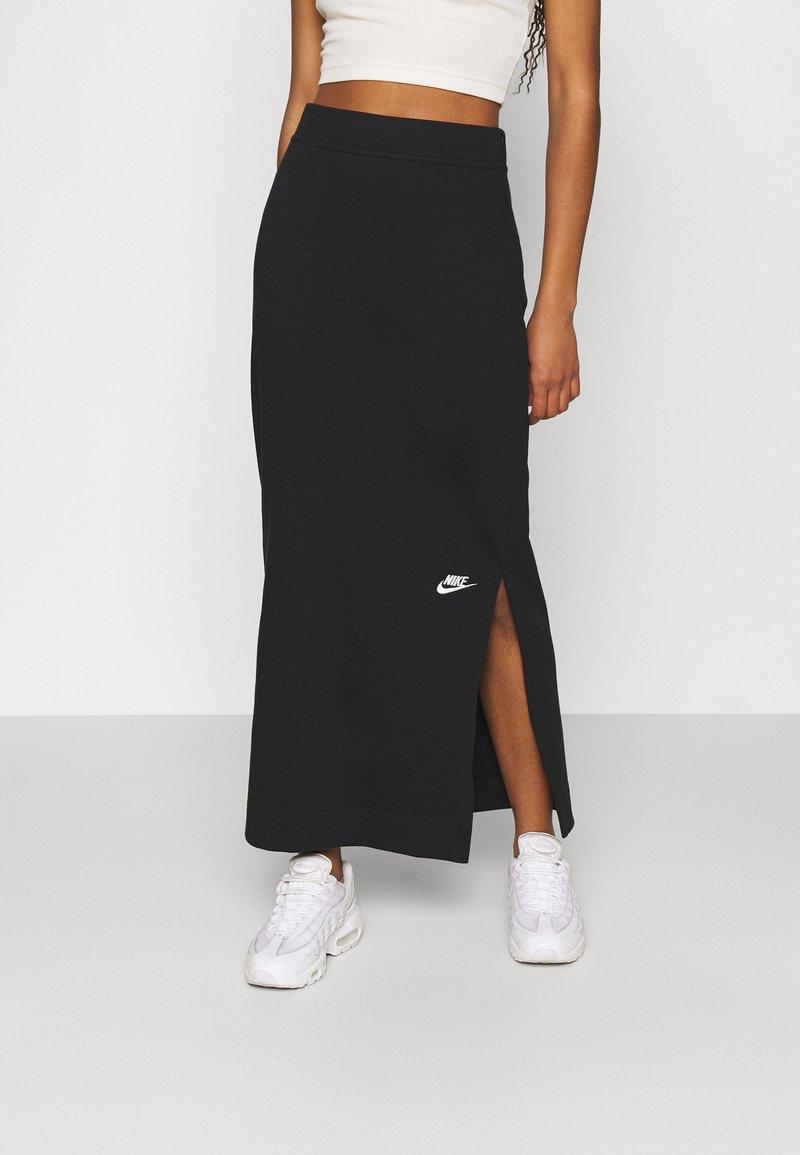 Nike Sportswear - Maxi skirt - black