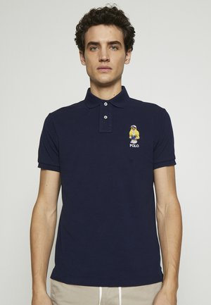 BASIC  - Polo shirt - cruise navy