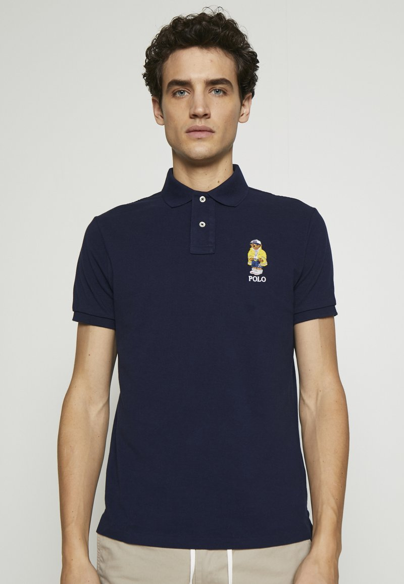 Polo Ralph Lauren - BASIC  - Poloshirts - cruise navy