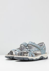 Rieker - Sandales de randonnée - heaven/silverflower - 4