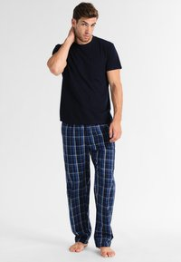 Pier One - SET - Pyjama set - blue - 1