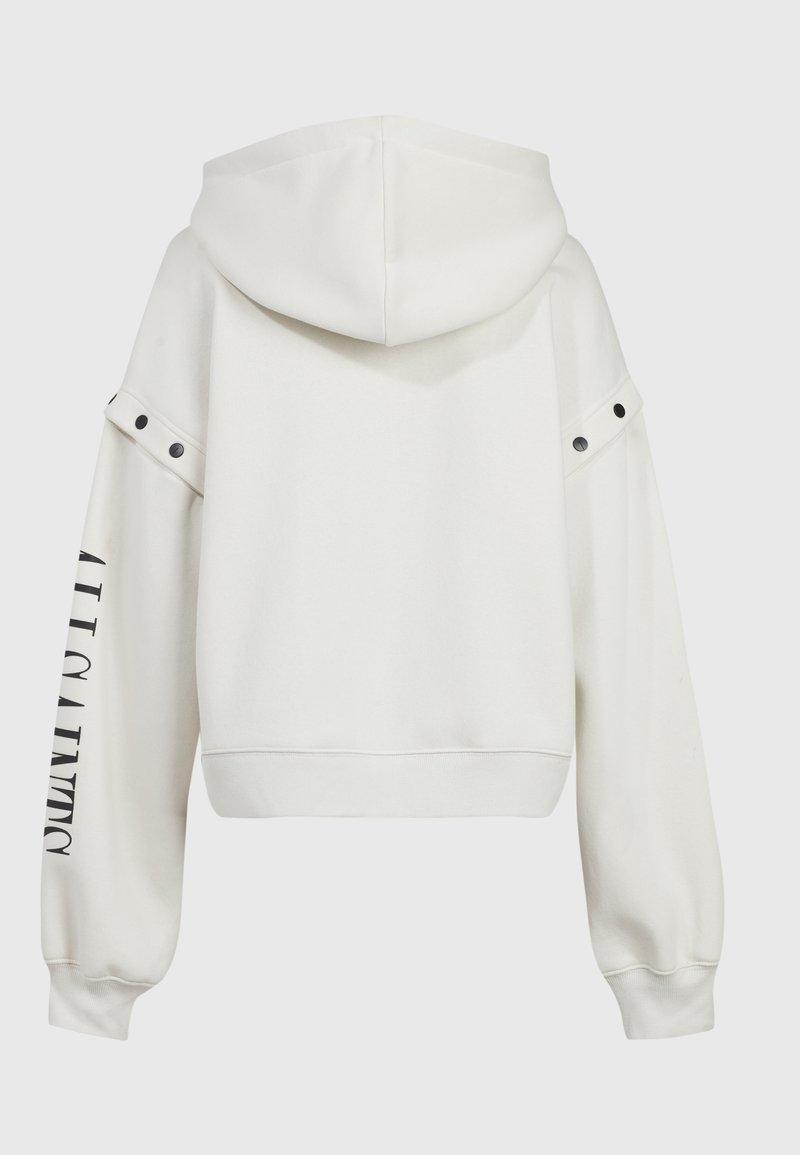 AllSaints AMPHIA CHLO - Sweatjacke - white/weiß ItcxFy