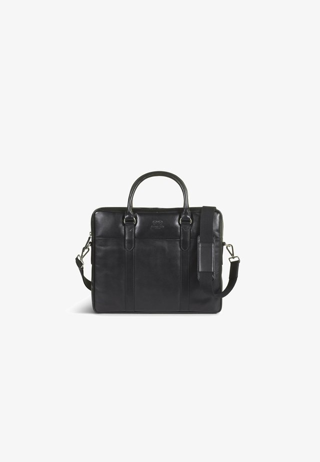 ASHTON  - Borsa porta PC - black