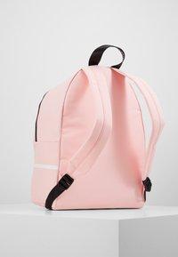 Calvin Klein Jeans - MONOGRAM STRIPE BACKPACK - Batoh - pink - 3
