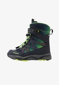 Lurchi - LORIUS SYMPATEX - Winter boots - navy - 0