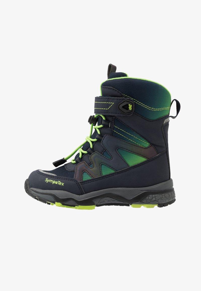 Lurchi - LORIUS SYMPATEX - Winter boots - navy