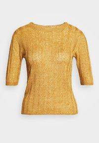 Soeur - DELON - T-shirt basic - miel - 4
