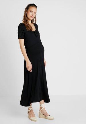SCOOP - Maxi dress - black