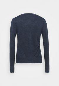 Marks & Spencer London - V CARDI - Cardigan - dark blue - 1