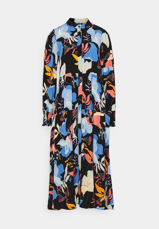 YASERIKA DRESS FT - Denní šaty - black
