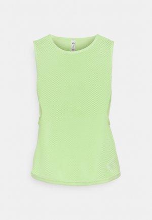 MUSCLE TANK - T-shirt sportiva - summer lime