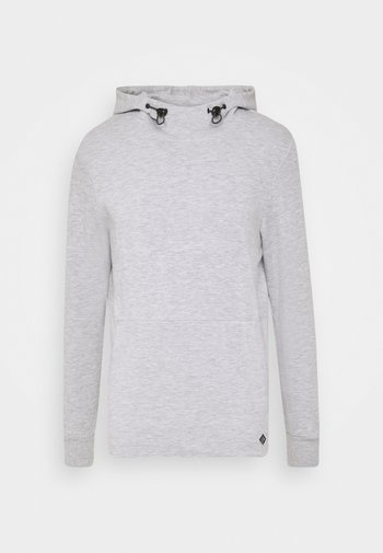 HOODY WITH SPECIAL FABRIC