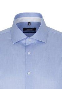 Seidensticker - TAILORED - Shirt - blue - 3