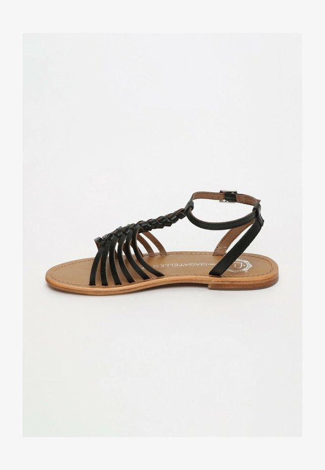 PANAMA - Sandals - black