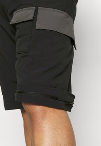 Levi's® - ZIP OFF - Cargobyxor - blacks - 5