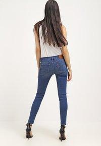 Levi's® - 710 INNOVATION SUPER SKINNY - Jeans Skinny Fit - darling blue - 2