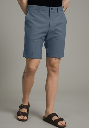 MALIAM - Shorts - dust blue melange