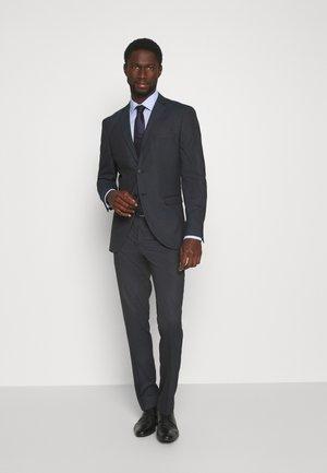 SLHSLIM MYLOLOGAN VEGA SUIT - Suit - dark blue
