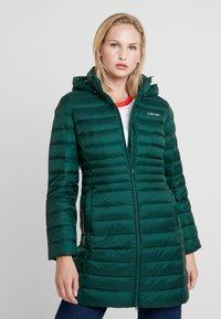 Calvin Klein - ESSENTIAL LIGHT COAT - Down coat - dark green - 0