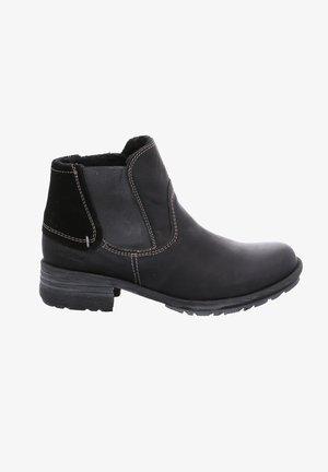 SANDRA  - Ankle boots - schwarz