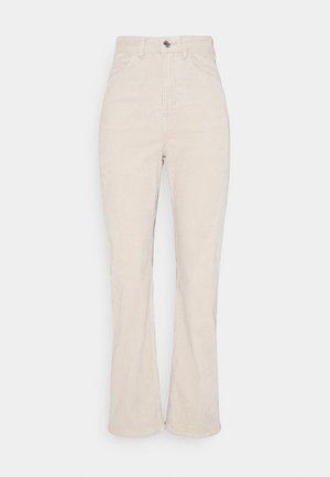 ROWE TROUSER - Kalhoty - beige