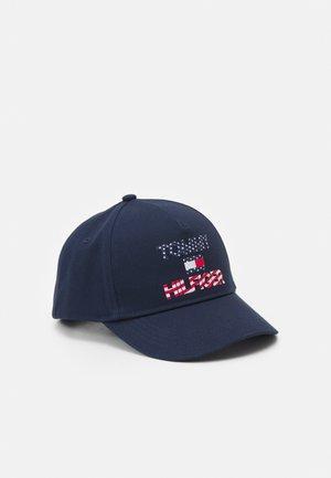 AMERICANA UNISEX - Caps - blue