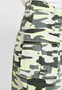 TWINTIP - A-line skirt - green - 5