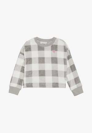 COZY SLEEP CREW  - Pyjama top - grey