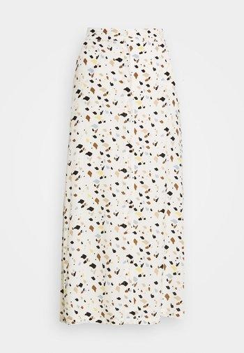 MAISA SKIRT - A-line skirt - broken white