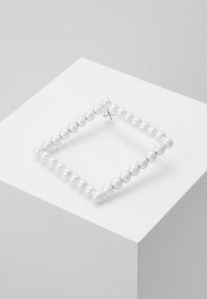 Ohrringe - white