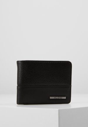 AISSA - Monedero - jet black/gunmetal