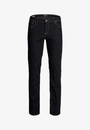 CLARK - Slim fit jeans - blue denim