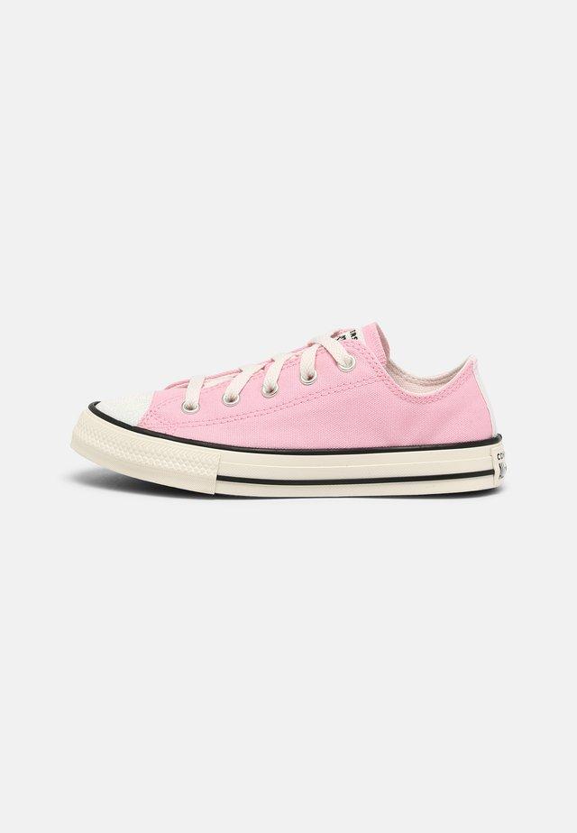 CHUCK TAYLOR ALL STAR GLITTER UNISEX - Trainers - pink/egret/black