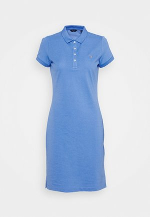 ORIGINAL DRESS - Shift dress - pacific blue