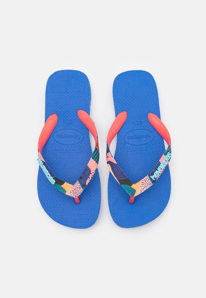 Havaianas - TOP VERANO - Pool shoes - blue star
