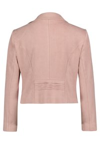 Betty Barclay - Faux leather jacket - altrosa - 4