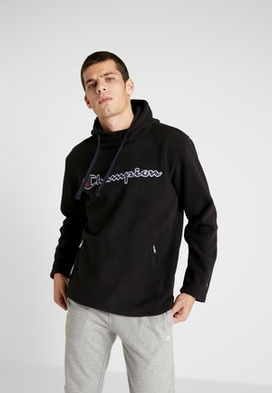 HOODED TOP - Kapuzenpullover - night