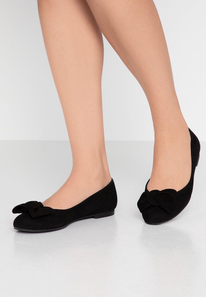 Brenda Zaro - CARLA - Ballet pumps - black